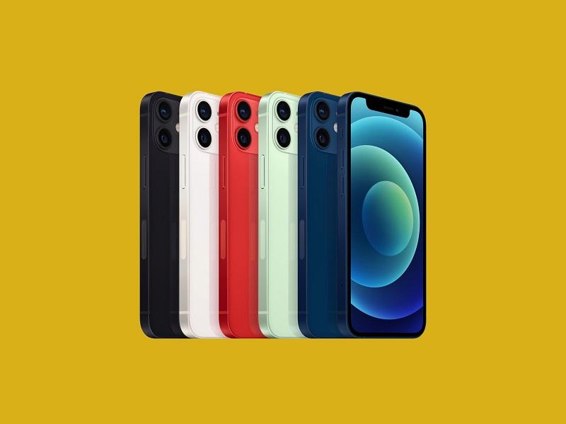 Apple a oprit definitiv producţia smartphone-ului iPhone 12 mini