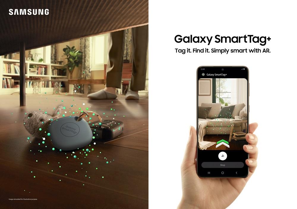 Samsung lansează noul Galaxy SmartTag+: calea cea mai inteligentă de a găsi obiectele pierdute