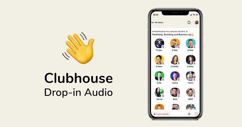 Datele a 1,3 milioane de utilizatori Clubhouse, expuse online