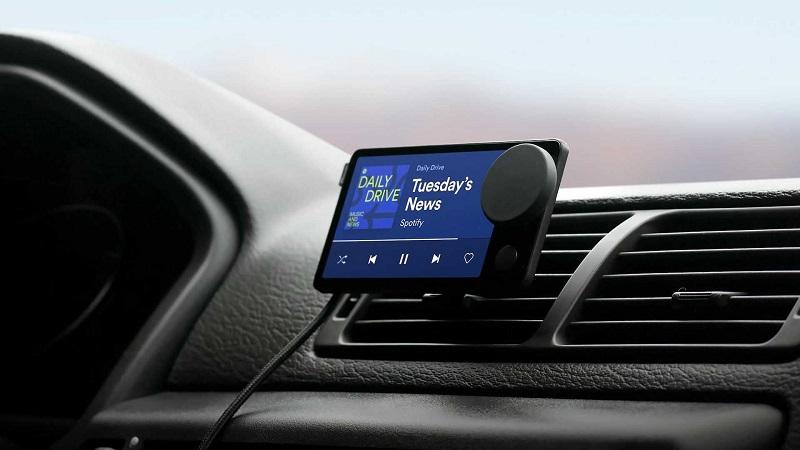 Spotify lansează Car Thing, un player audio pentru propriul serviciu de streaming