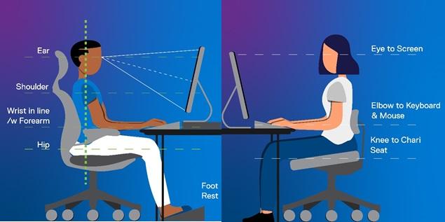 Sfaturi: Organizează-ți corect stația de lucru