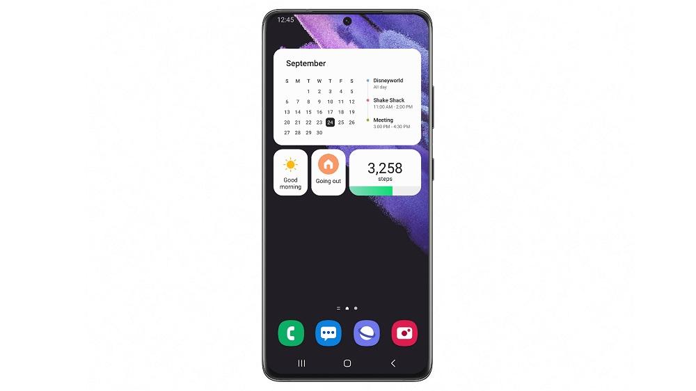 Samsung deschide programul Beta One UI 4 pentru dispozitivele Galaxy S21
