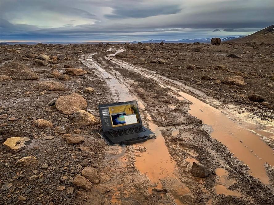 Noua serie Dell Latitude Rugged: laptopuri extreme pentru activități extreme