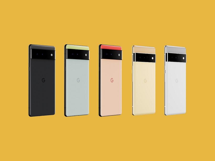 Google a prezentat seria de flagship-uri Pixel 6