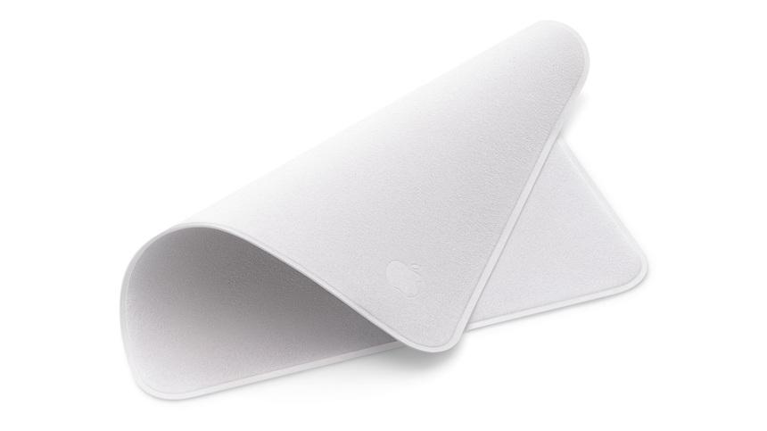 Cel mai nou accesoriu Apple este o cârpă
